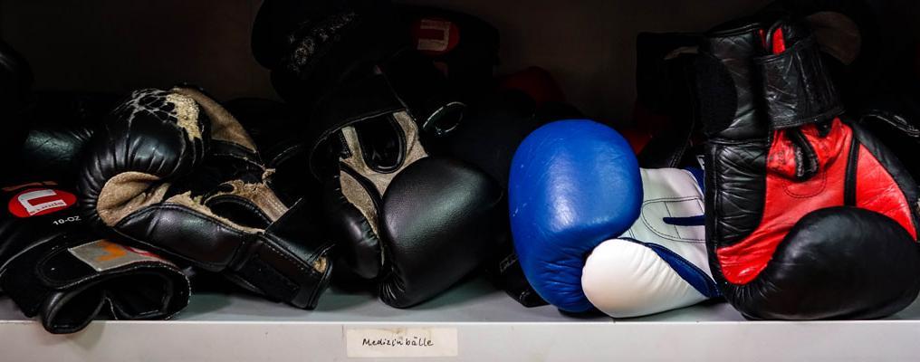 Boxen – Schulsporthallen